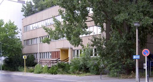 Die alte OV-Liegenschaft in der Lückstraße