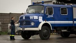 Abschied nehmen, Mercedes 911, Kurzhauber/Rundhauber